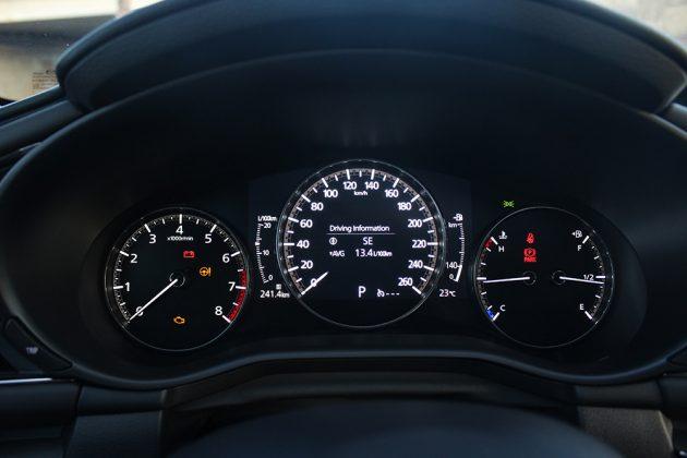 Mazda 3 Manejo