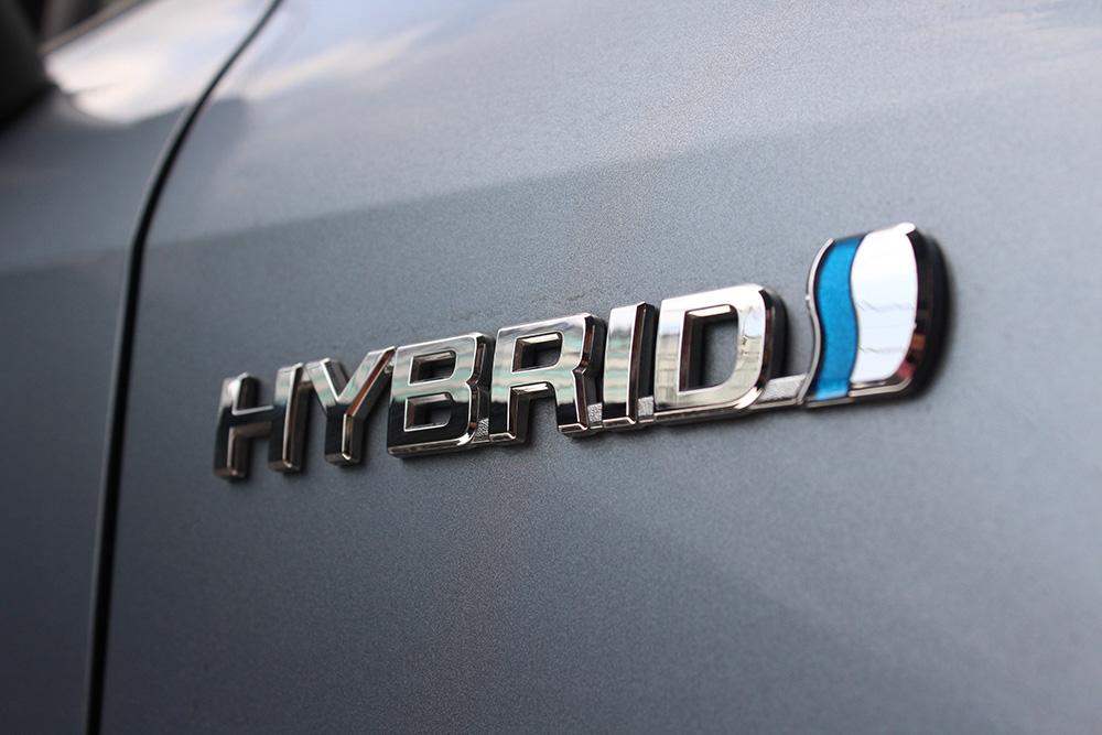 Toyota Corolla Hybrid 2020