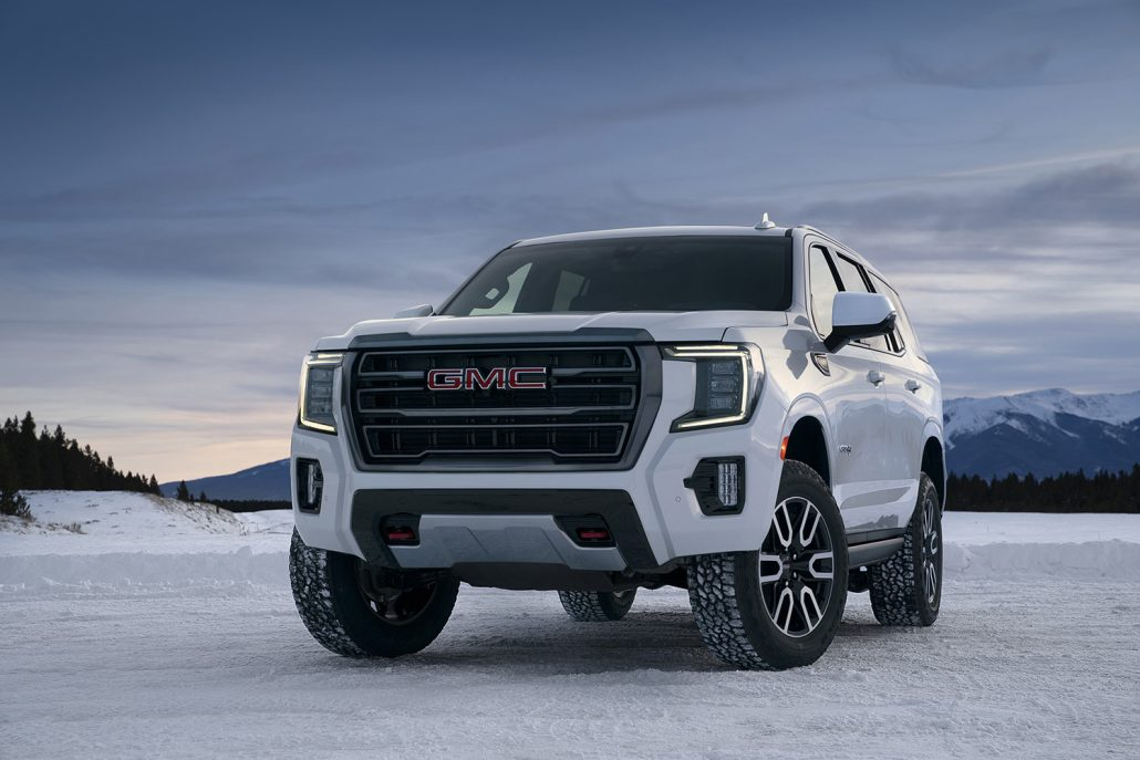 GMC Yukon 2021 AT4