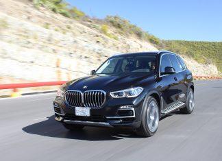 BMW X5 híbrido