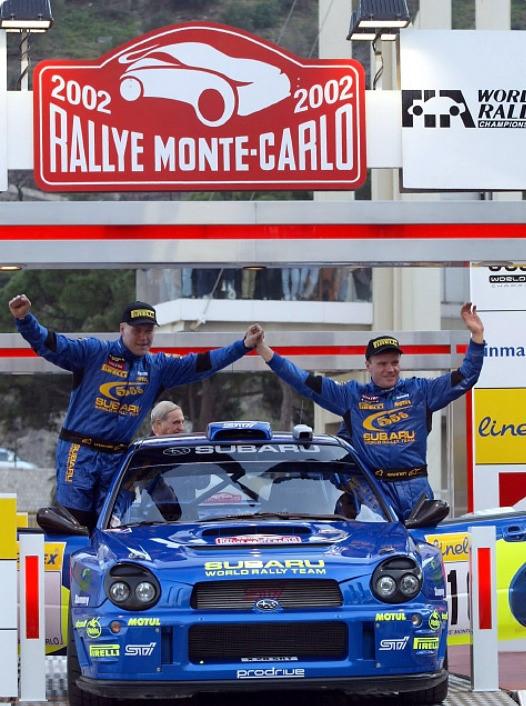 Toyota Gazoo Racing Lindstrom y Makinen